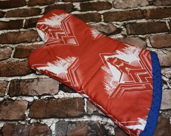 Wonder Woman Oven Mitt