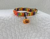 Halloween Breakaway Collar Custom Made