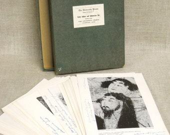 Print Portfolio, Boxed Set, Prints, Indian Art, Indonesian Art, 20.00 Gifts, Ancient Art, Photographic, Print Set, Prints, Print Collection
