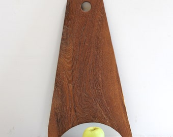 Bread Board Vintage Oak Old Style