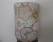 Thanksgiving water Dispenser Cover-5 Gallon Cooler decor Flower Plates