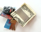 Personalized Men's Money Clip, Monogrammed Money Clip, Men's Money Clip, Groomsmen Gift, Custom Personalized MoneyClip, Gifts for Men,
