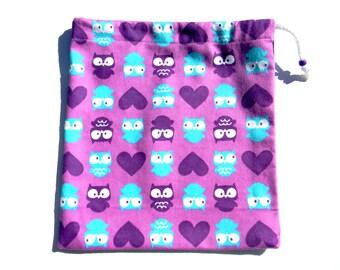 NEW Gymnastics Grip Bag Owls