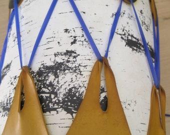Native American Vintage Toy Drum 1960s Minnesota