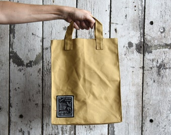 Bake House: No. 6 Petit Market - Canvas Tote Bag, Reusable cotton tote, Market Bag, Market Tote, Wine Bag, Beer Bag, Hostess Gift, Gift