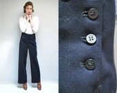 Sailor Pants  //  Wool Pants  //  SAILOR MOON