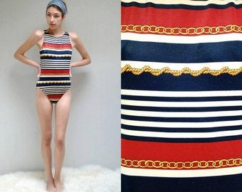 One Piece Swimsuit //  Jantzen Swimsuit   //  Modest Bathing Suit  //  THE JANTZEN