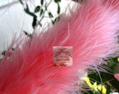 Coral Pink Marabou Boa Feathers
