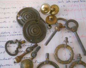 destash dresser hardware parts