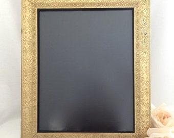 Valentine Sale Brass Picture frame rectangle Ornate Brass Picture frame
