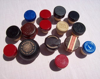 Wine Corks, Wine Stoppers, Vodka Cork, Rum Cork, Used Wine Corks, Recycled Wine Corks, Cork Caps