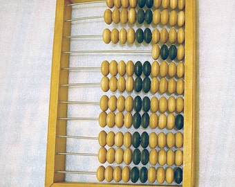 calculator (abacus), 60-70 years of the Soviet Union
