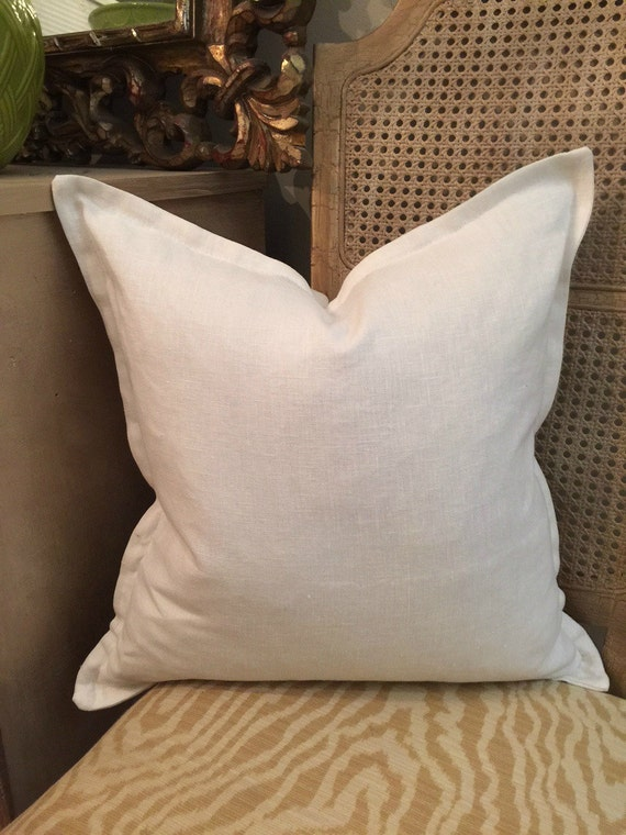 cottage style pillows body pillow and shams in washed linen. Black Bedroom Furniture Sets. Home Design Ideas