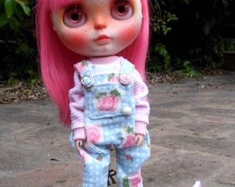 Overall for blythedoll and similar dolls