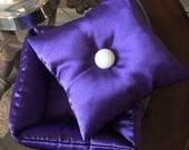 Luxury True Purple Flawless Large Keepsake Box - FREE Shipping