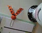 Fall Pumpkin Planner clip