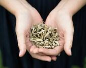 Sage Incense Sticks- All Natural, Hand Rolled - Bag of 6, 12 or 36