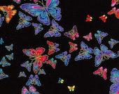 New - Butterfly Garden - Timeless Treasures - 1 yard - More Available - BTY
