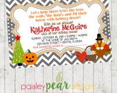 Holiday Wedding/Bridal Shower - Fall - Halloween - Christmas - Easter - 4th of July - Valentines
