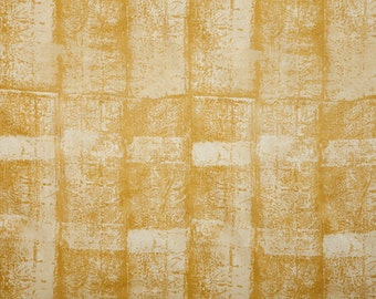 Yellow Gold Modern by Marcia Derse - Nouveau Chic from Riverwoods - Half Yard blender