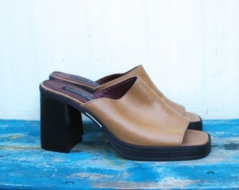 90s Tommy Hilfiger Mules Slip ons 8