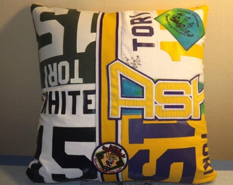 Memory Pillow Cover, 20x20