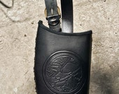 """RESERVED LISTING A Bow Sheath """"Black Raven"""""""