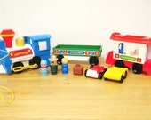 Vintage Fisher Price Express Train