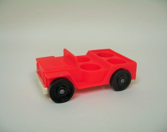 Fisher Price A-Frame Jeep