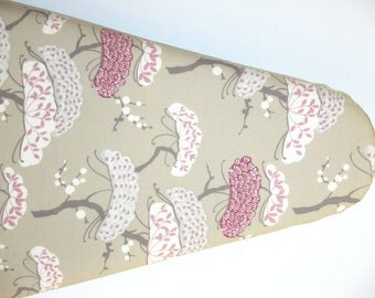 lroning Board Cover  Cherry Blossom Trees  Standard Ironing Board Cover - Ironing Cover - Laundry Room - Cleaning