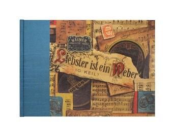 Music Composition Book MUSIC MEMORABILIA