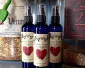 Love Spell Scented 4oz Body Spray Sweet & Fruity Spray