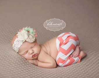 Time Will Shell  maternity bridal  sash or infant wrap with  rosettes, chiffon flowers and ruffles