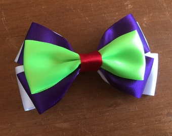Disney Inspired Buzz Lightyear (Toy Story) Hair Bow