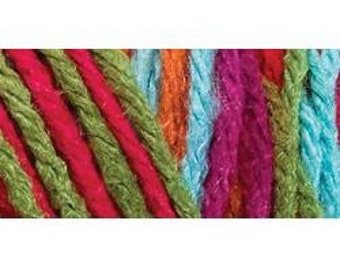 060321 E400-1944 Red Heart With Love Yarn - Punch