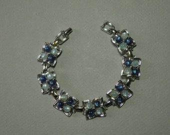 Blue Shades Thermoplastic Bracelet