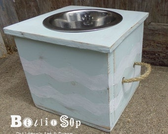 Single Pet Feeder/Waterer