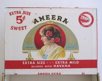 Ameera Cigar Box