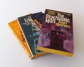 Rare Vintage 1960s 70s Sci-Fi Paperback Lot - Robert Silverberg - Evelyn E. Smith - Raymond Z. Gallun -