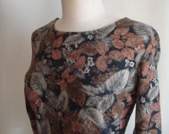 Women's Wool Mohair  Sweater