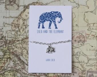 Good Luck - Elephant Bracelet