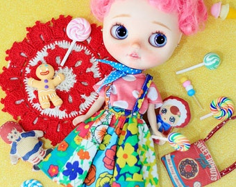 Sugarbabylove - Candy set for blythe