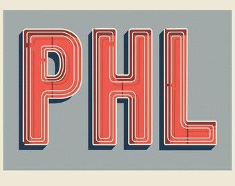 PHL silkscreen