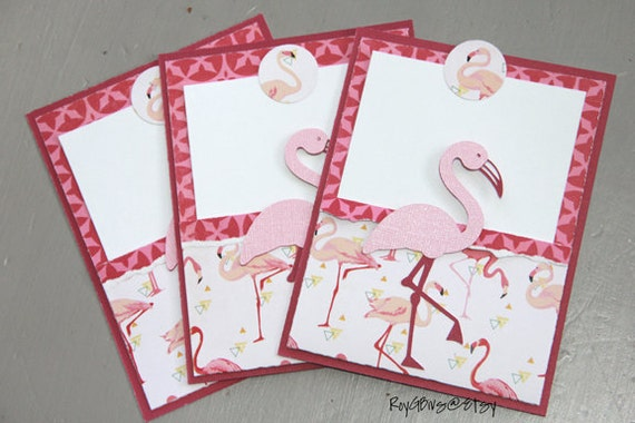 flamingo party invitations set of 10 tropical pool party by