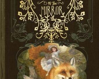 """STANDARD EDITION Sketchbook """"The Other Side of the Mirror"""""""
