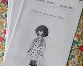 Sentimental Heart issue 2 zine Home