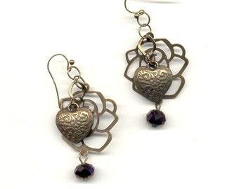 Gypsy Jewelry Earrings LoveRose