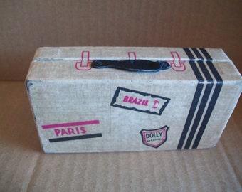 Ginny Vogue Cardboard Doll Suitcase