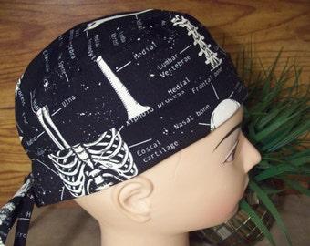 Skeletal System Men's Hat