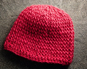 The Ruby Beanie